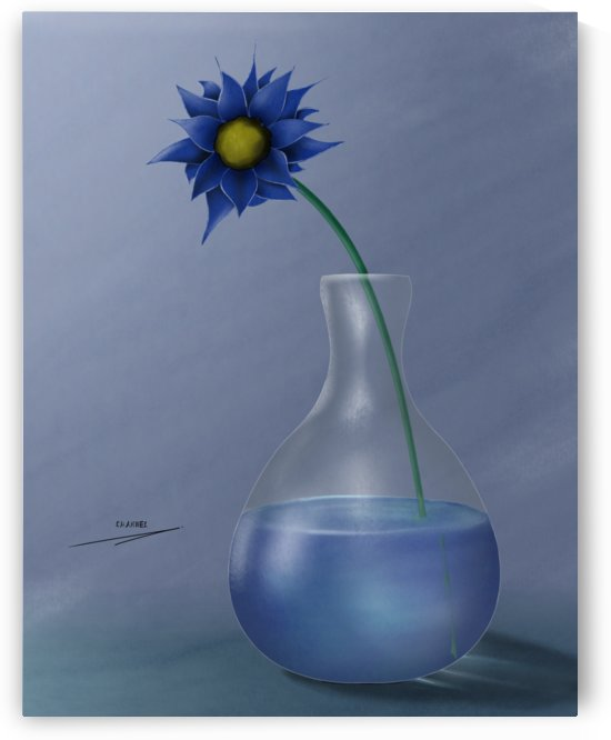 blue by CHARBEL JACK  ELIA