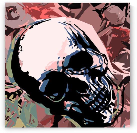 skull soul vector by Taylor Snyder