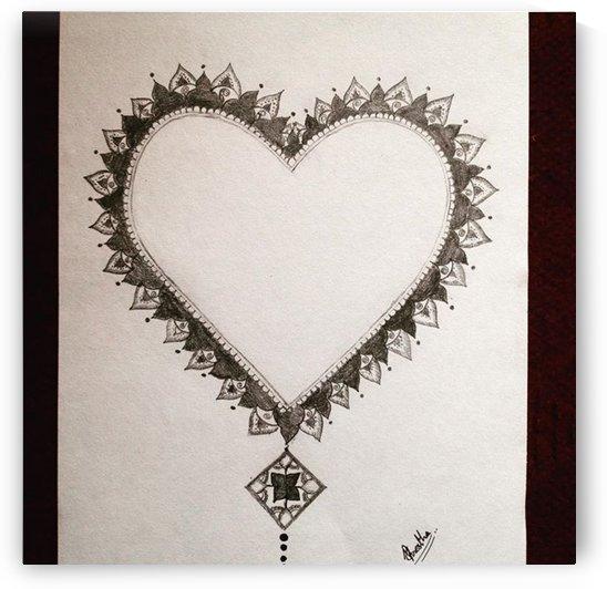 heart by Mahika shrestha