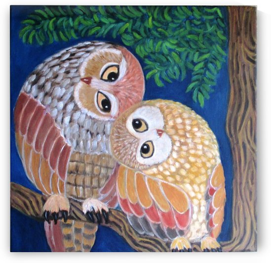 barnowls by Gloria Gill