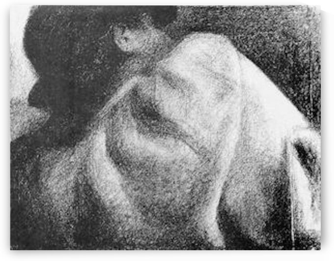 The Sleeper by Seurat by Seurat