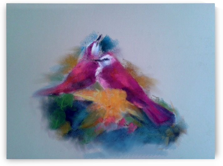 LoveBirds by Roniyana Lane