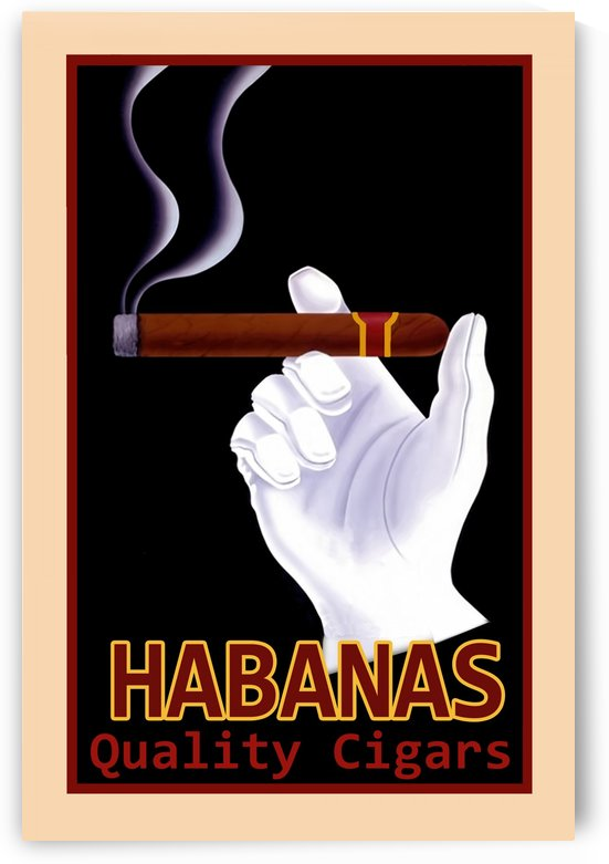 Habanna Cigars by tom Prendergast