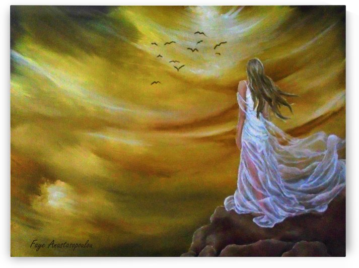 Step Into Infinity by Faye Anastasopoulou
