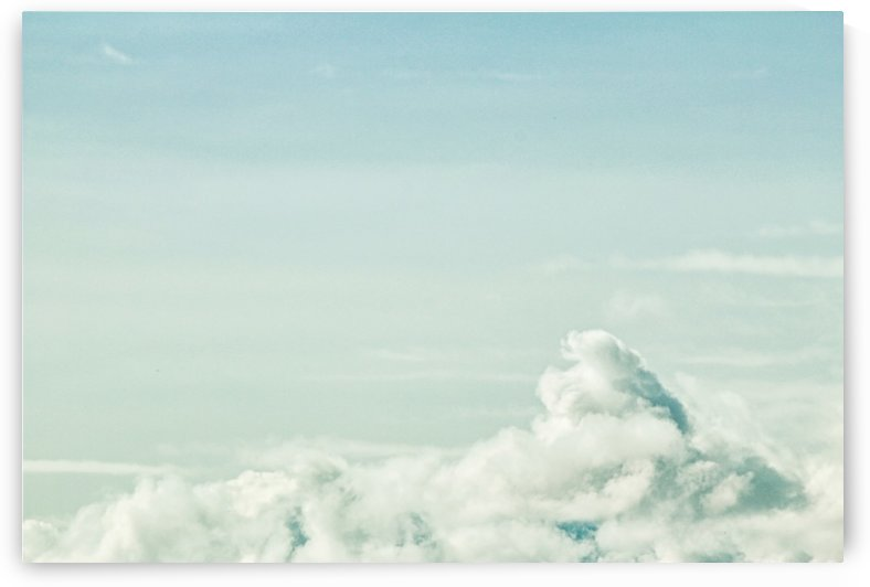 Cotton Candy Clouds by Katharine Asals Photography