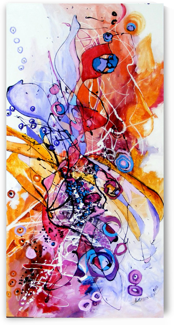 abstract Bissinger by Elena Bissinger