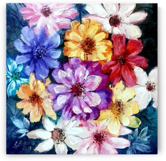 flori de primavara by Elena Bissinger