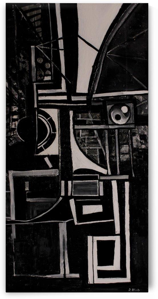 Yin & Yang    by RAYMOND NYLUND