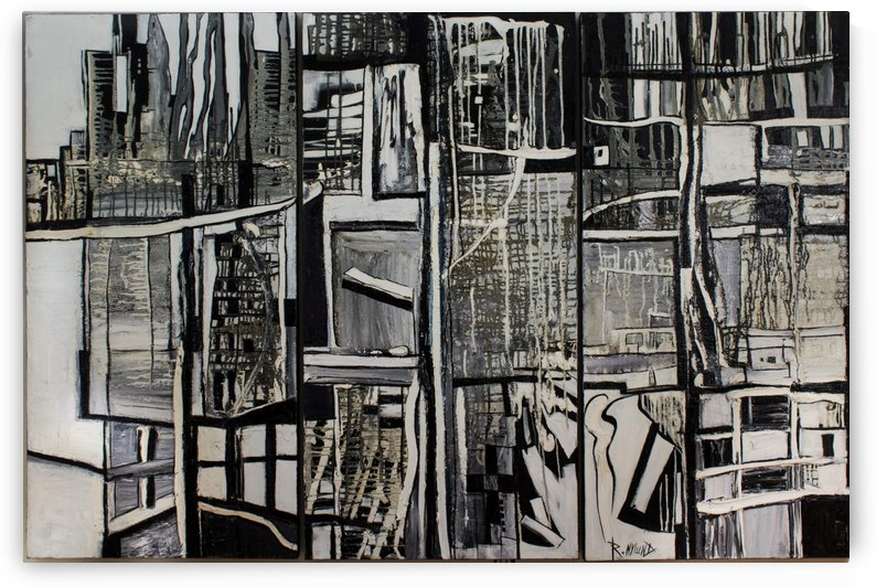 Apocalypto Gangster   by RAYMOND NYLUND