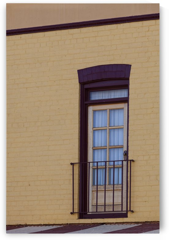 Doorway in a Building to Nowhere B011201_1407883 by Maxwell Jordan
