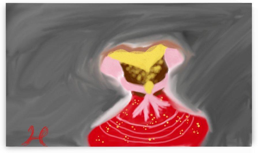 Dream  dress by Hager Ahmed Abdelrahim