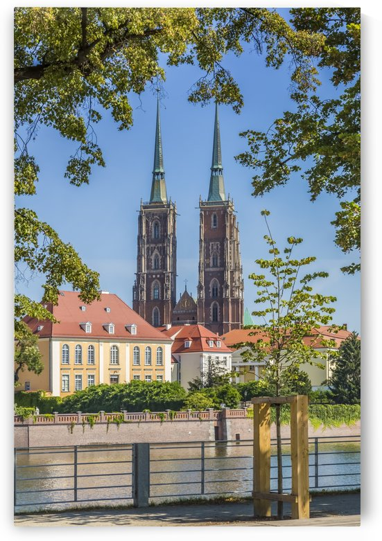 WROCLAW Cathedral of St John the Baptist by Melanie Viola