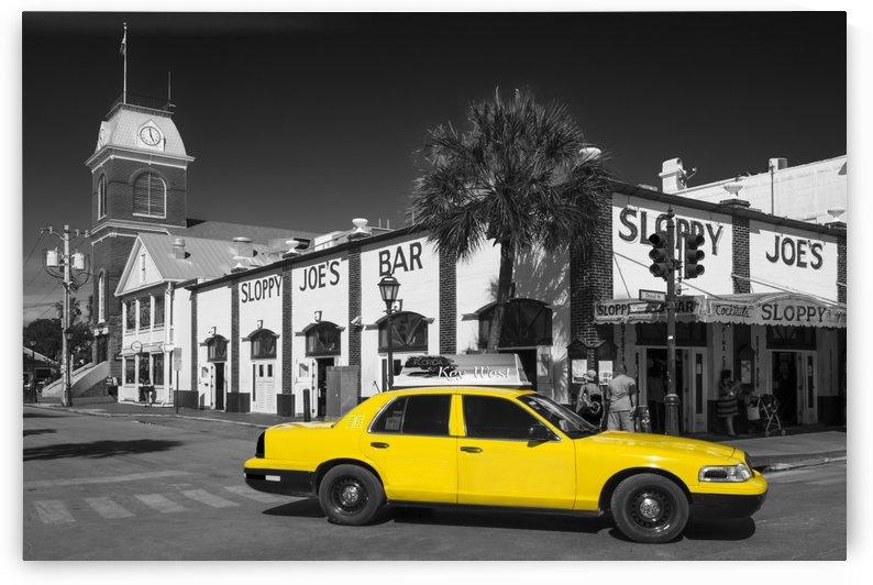 KEY WEST Sloppy Joe's Bar by Melanie Viola