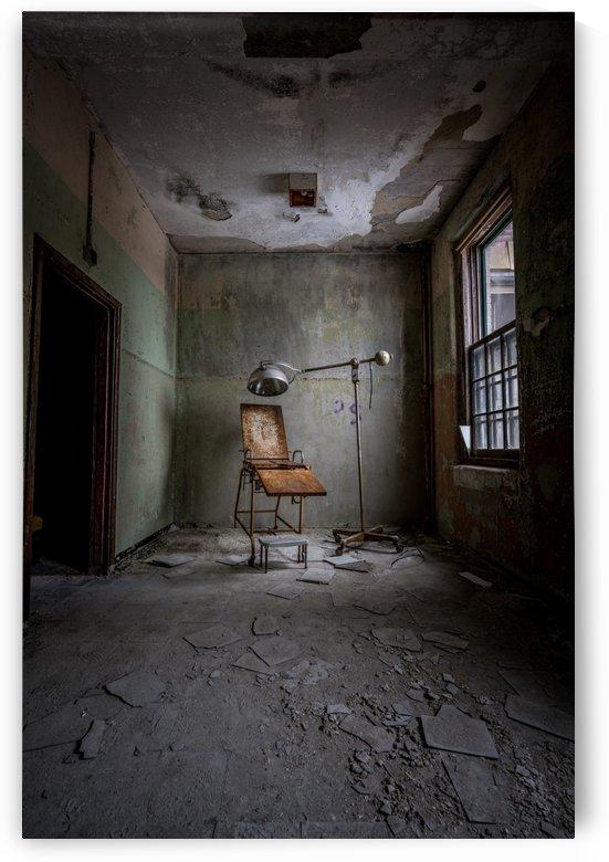 Abandoned Asylum by Steve Ronin