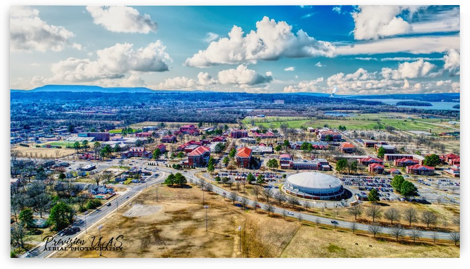 Russellville, AR | ATU Campus by Provision UAS
