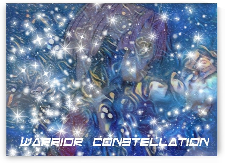 Warrior constellation by Dee