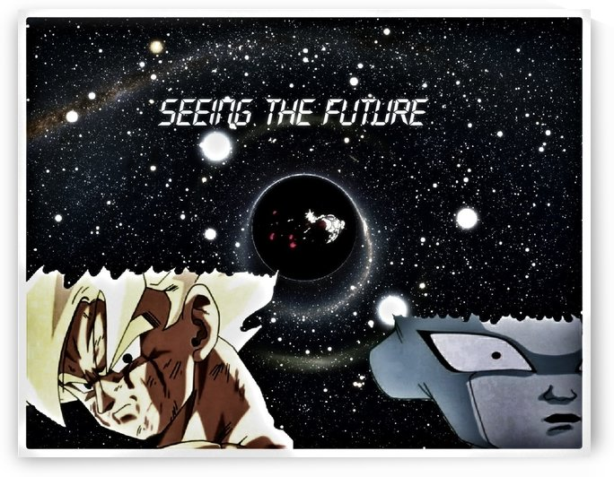 Seeing The Future by Dee
