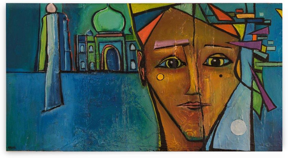 Modigliani   by RAYMOND NYLUND