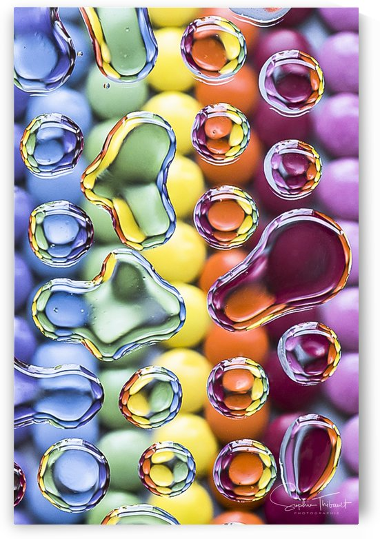 Smarties by Sophie Thibault