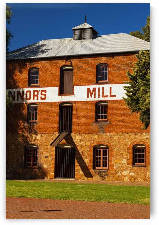 Connors Mill in Western Australia A011201_1408556 by Maxwell Jordan