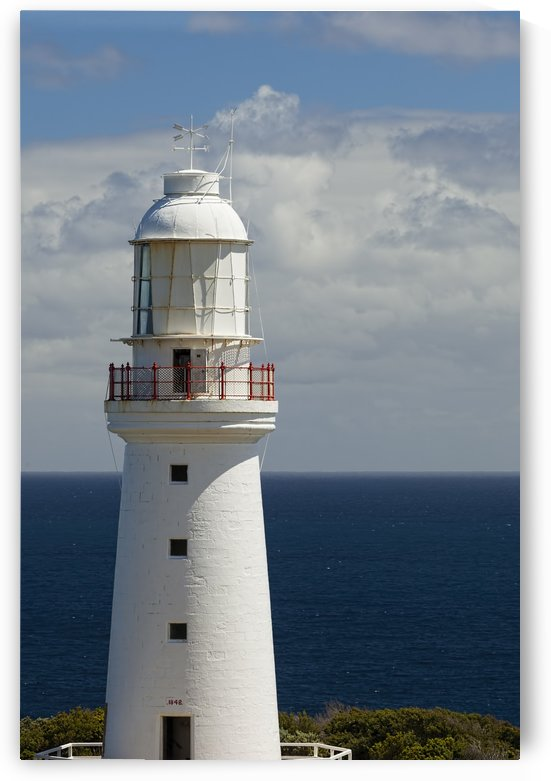 Cape Otway Lighthouse 011142643 by Maxwell Jordan