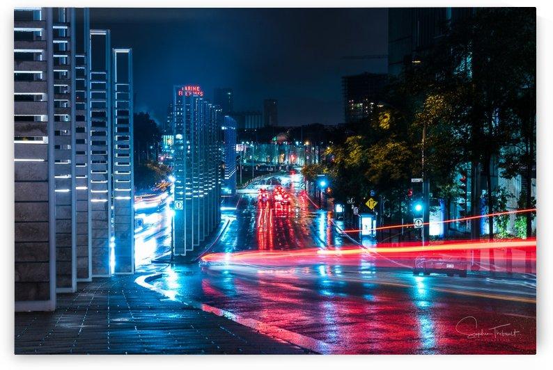 Porte dentrée de Montréal by Sophie Thibault