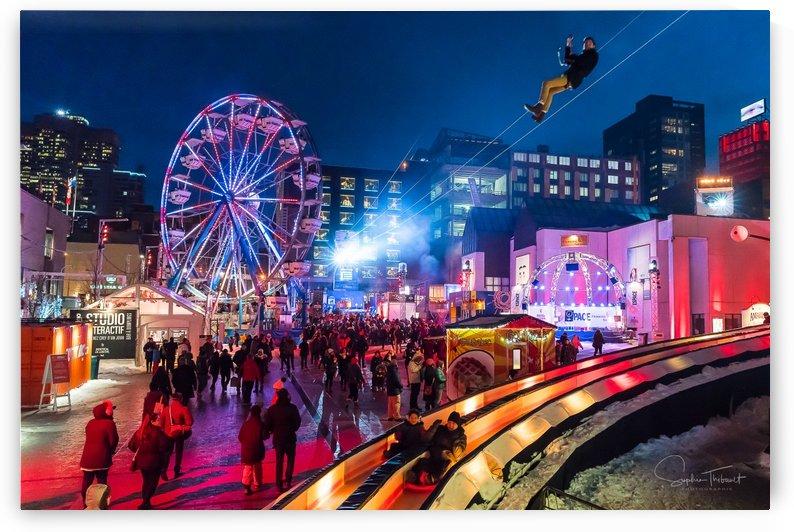 Montréal en lumières by Sophie Thibault