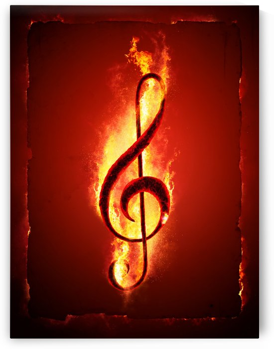 Hot Music by Johan Swanepoel