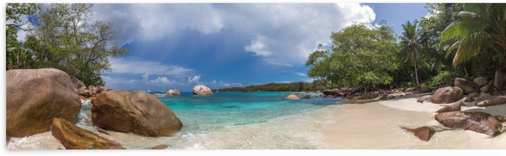 My favorite beach by Dmiry Laudin