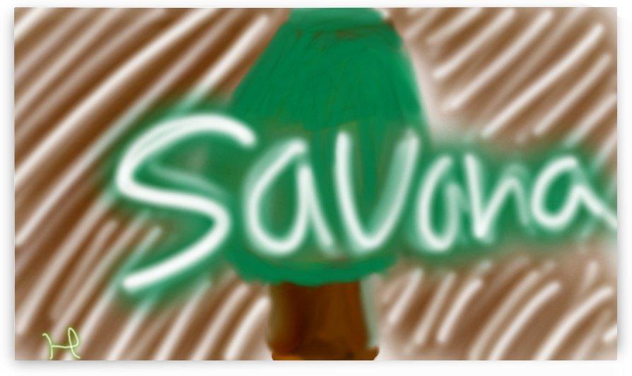 Savana by Hager Ahmed Abdelrahim