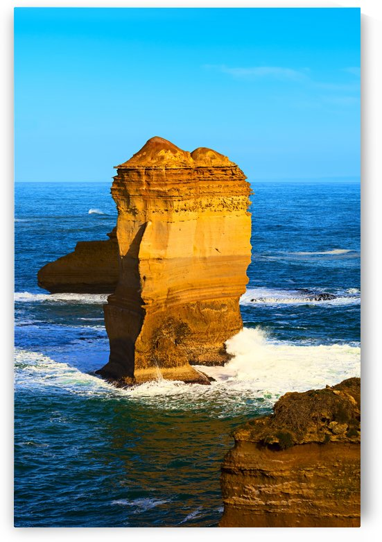 Stunning Ocean Stack B010200_1210803 by Maxwell Jordan