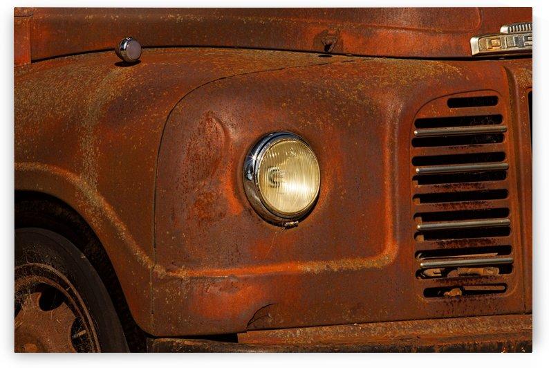 Rusty Car A011101_1405164 by Maxwell Jordan