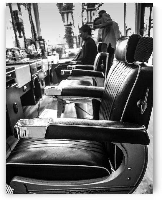 Barber shop by Tony Doyle