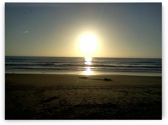Oceanside, California by D - Mitch The Poet