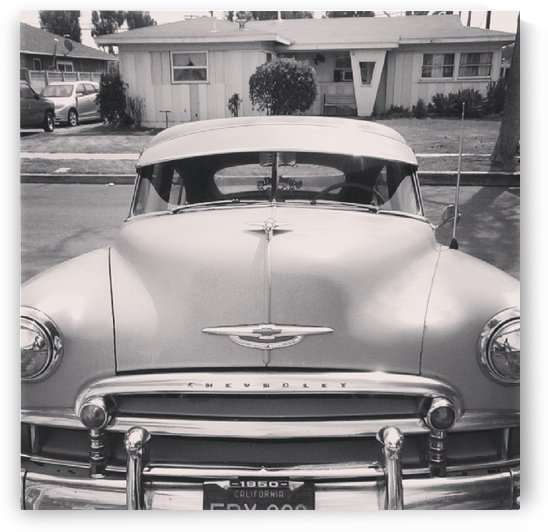 1950 Chevy  by D - Mitch The Poet