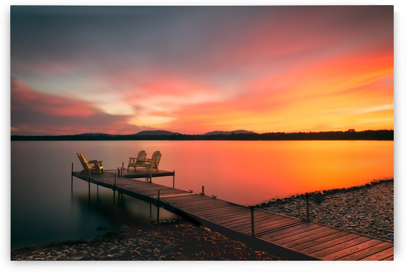 Lac Brome by Rene Beaulieu