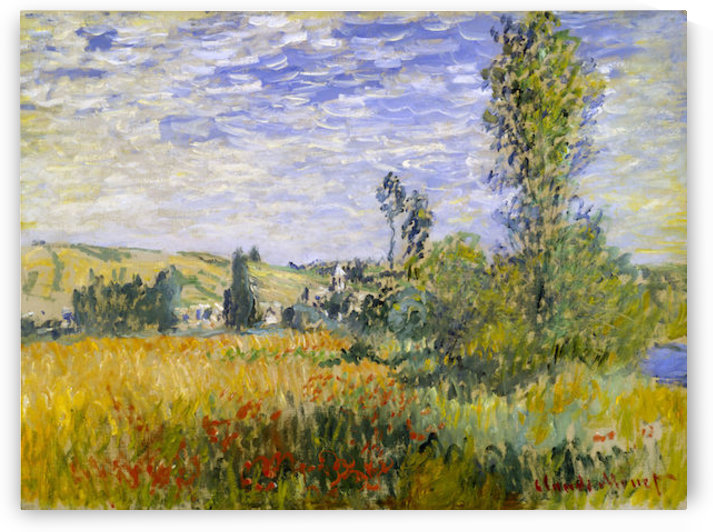 Vethueil by monet by monet