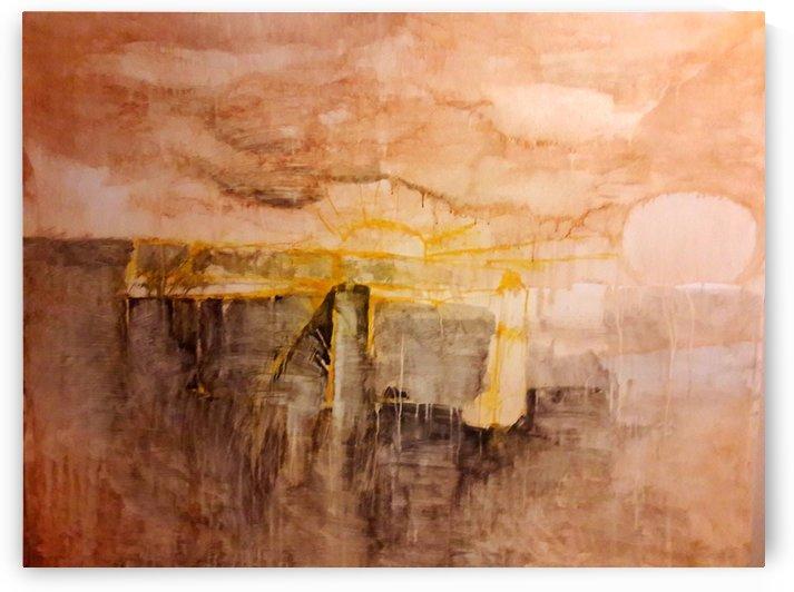 Sunrise by Zurab Gikashvili