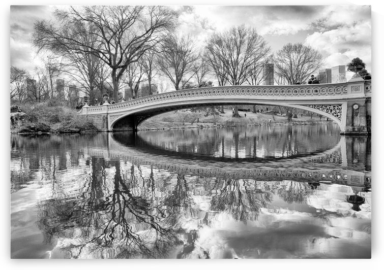 Bow Bridge by Laurie