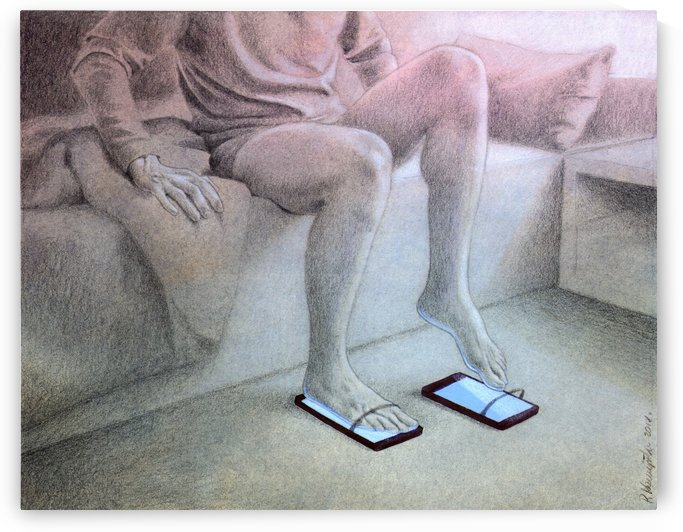 good morning by Pawel Kuczynski