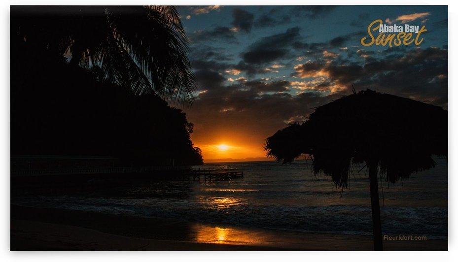 Sunset by Jeff Emmanuel Fleuridort