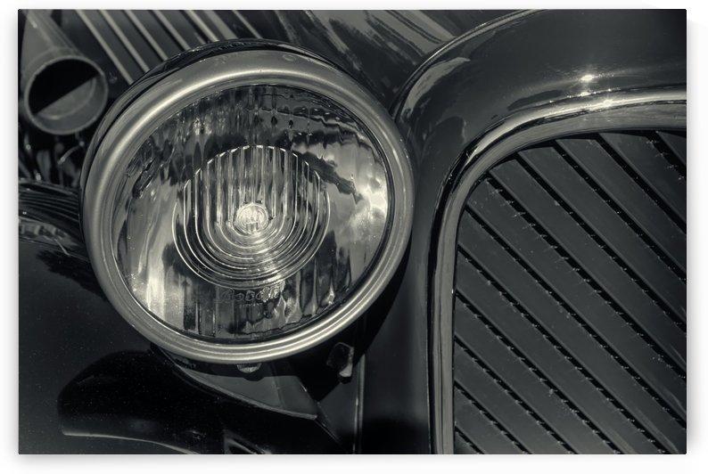 Vintage Car by Kirsten Warner