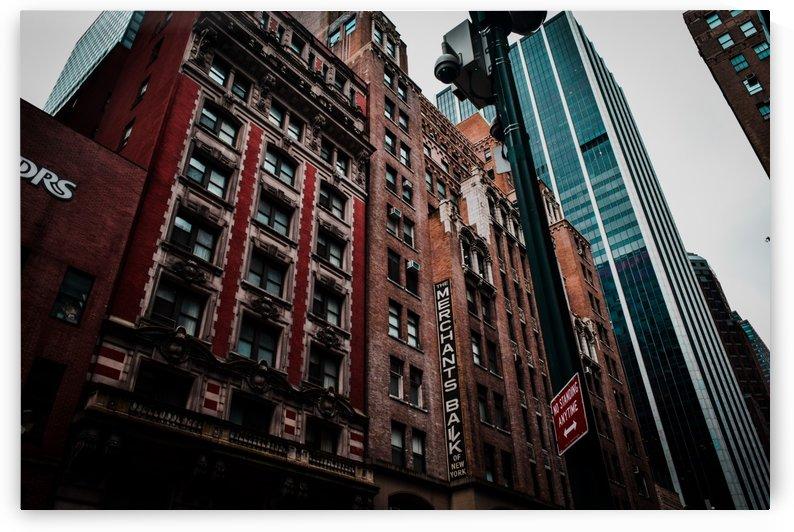 Walk Through Manhattan by Bradley Strickland