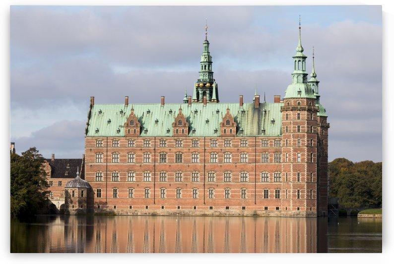 Castle of Frederiksborg  by Pietro Ebner