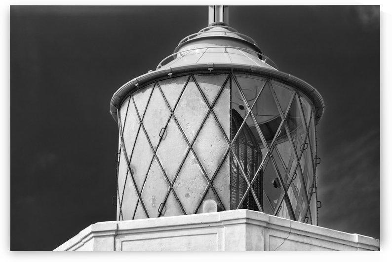 Lighthouse Top by Kirsten Warner