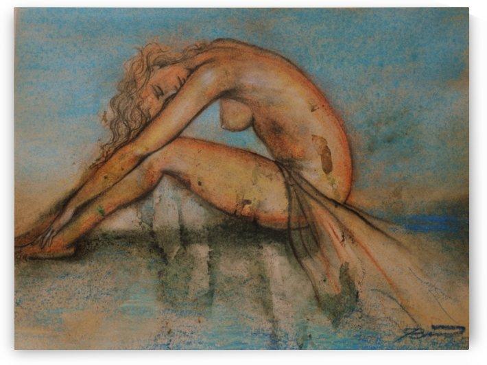 dirty girl  by John Biro