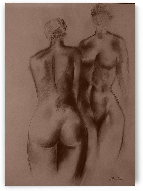 lovers by John Biro