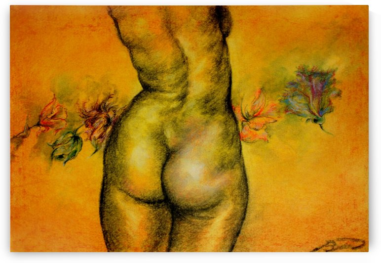 flowers.. by John Biro