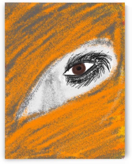 Eye by Hager Ahmed Abdelrahim