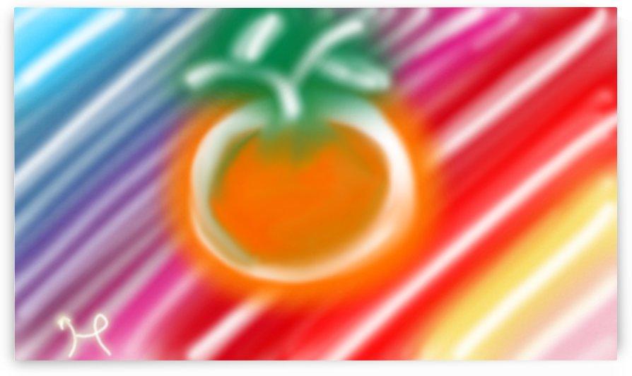 Orange by Hager Ahmed Abdelrahim